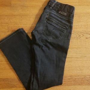 G-Star women black Jean's size 26